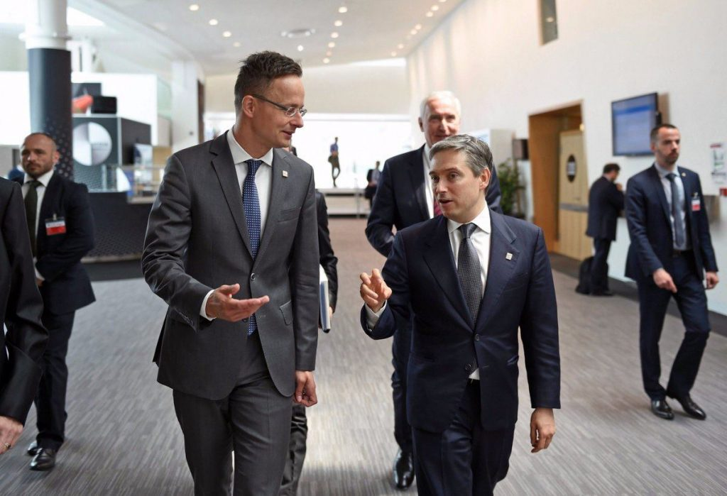 Szijjártó: Hungary-Canada Ties Getting Stronger post's picture