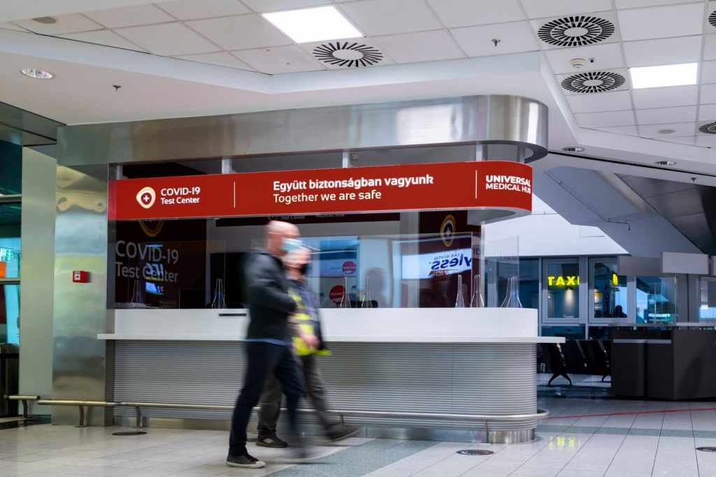 Coronavirus Testing Lab Opens at Liszt Ferenc Airport post's picture