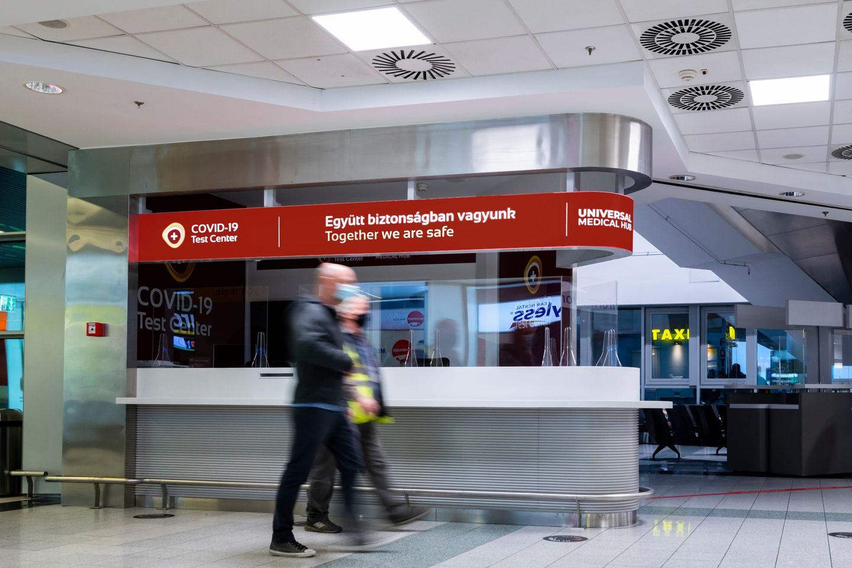 Coronavirus Testing Lab Opens at Liszt Ferenc Airport