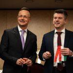 FM Szijjártó: Hungary, Estonia Cooperate Closely on EU Future