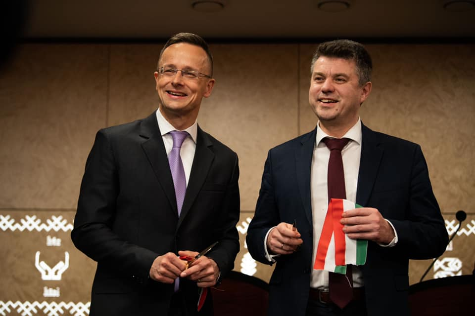 FM Szijjártó: Hungary, Estonia Cooperate Closely on EU Future post's picture