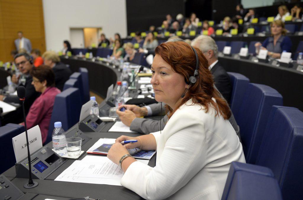 EPP Condemns Ukrainian Threats Against Fidesz MEP Andrea Bocskor post's picture