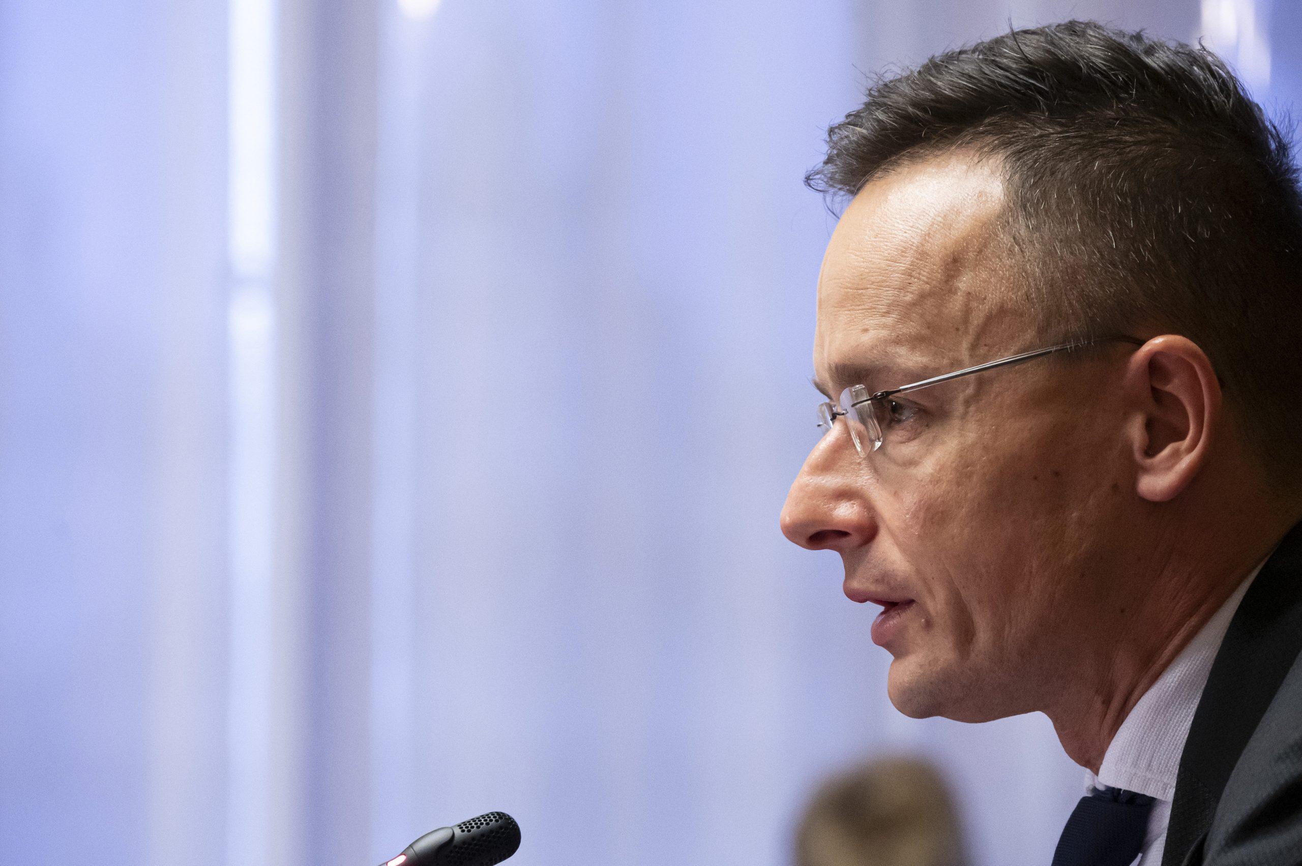 FM Szijjártó: Hungary Open to Cooperation with Biden, Demands Respect