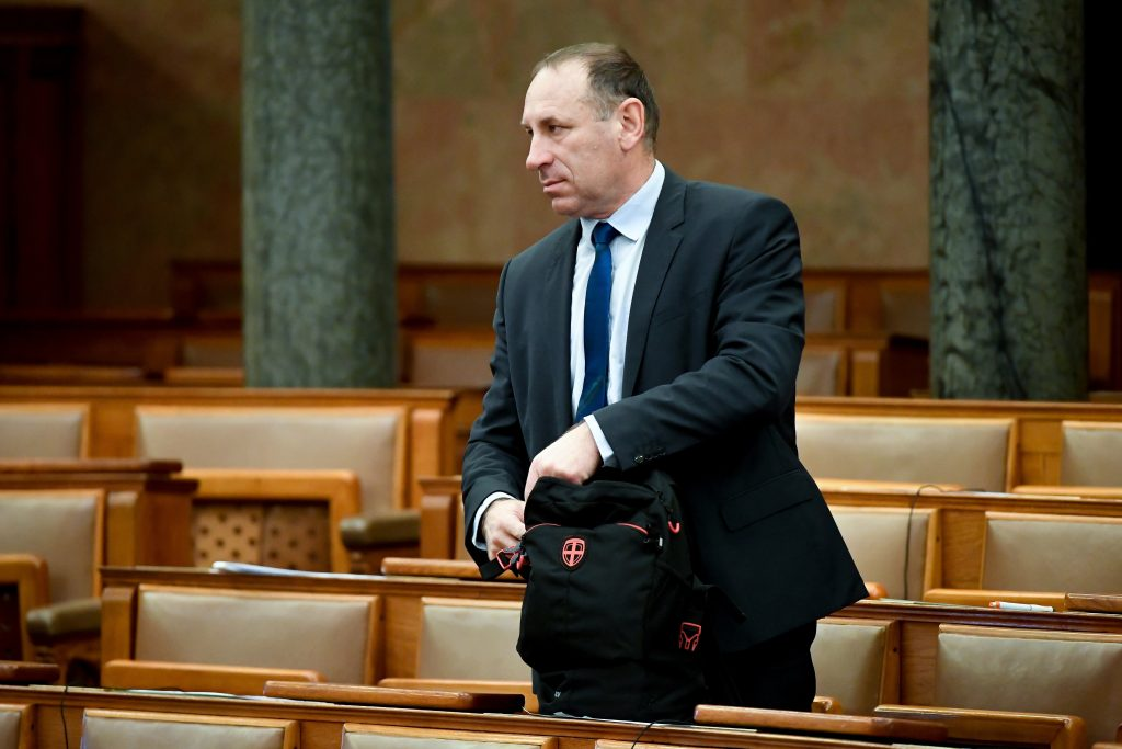 Charges Pressed Against Fidesz MP Boldog for Bribery post's picture
