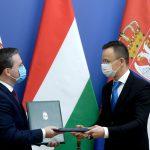 Foreign Minister Szijjártó Praises Ties with Serbia