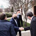 Orbán Meets Rosatom Leader: Paks Upgrade Construction Proceeds According to Schedule