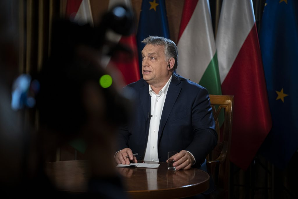 PM Orbán Congratulates New CDU Head Laschet post's picture