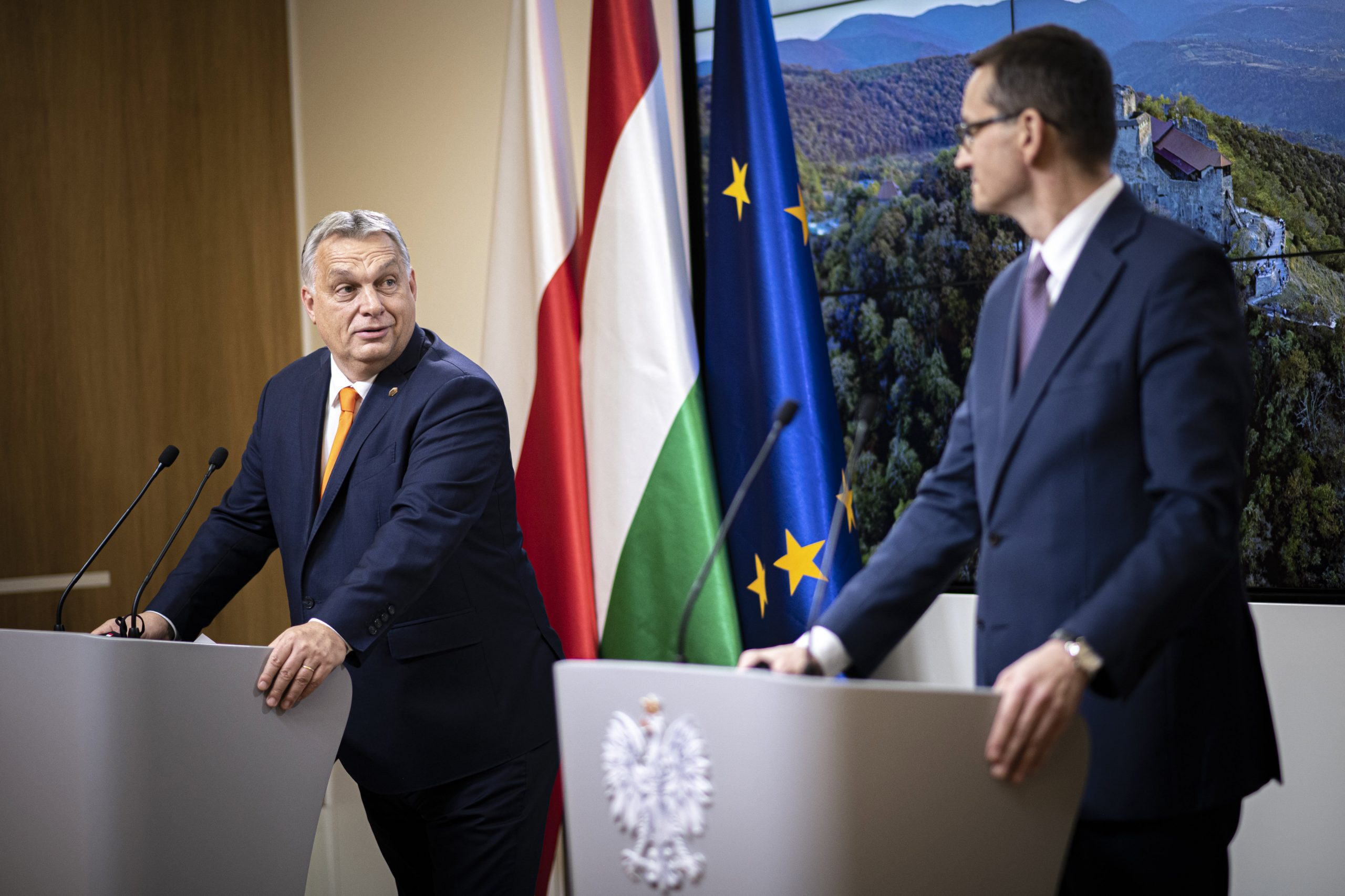 Fidesz: Victory in Brussels Against 'Imperial Endeavors,' Opposition: Deal is Orbán's Failure