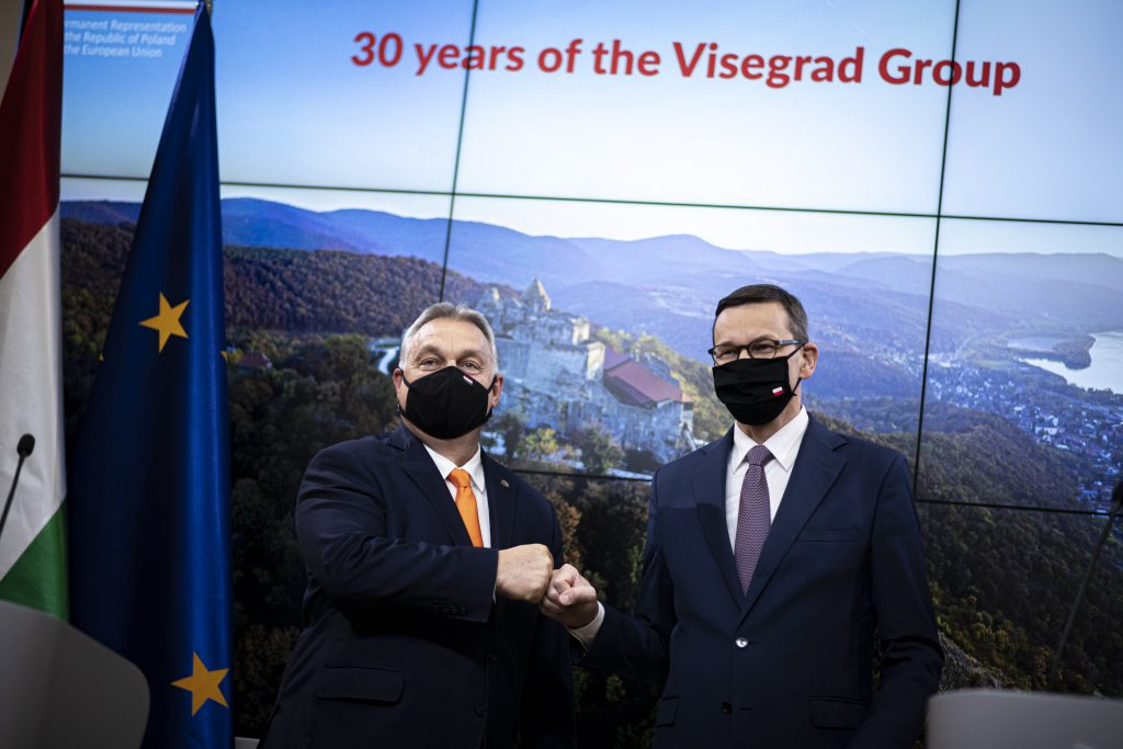 PM Orbán: 'We have fought for our rights,  we have rejected blackmail' post's picture