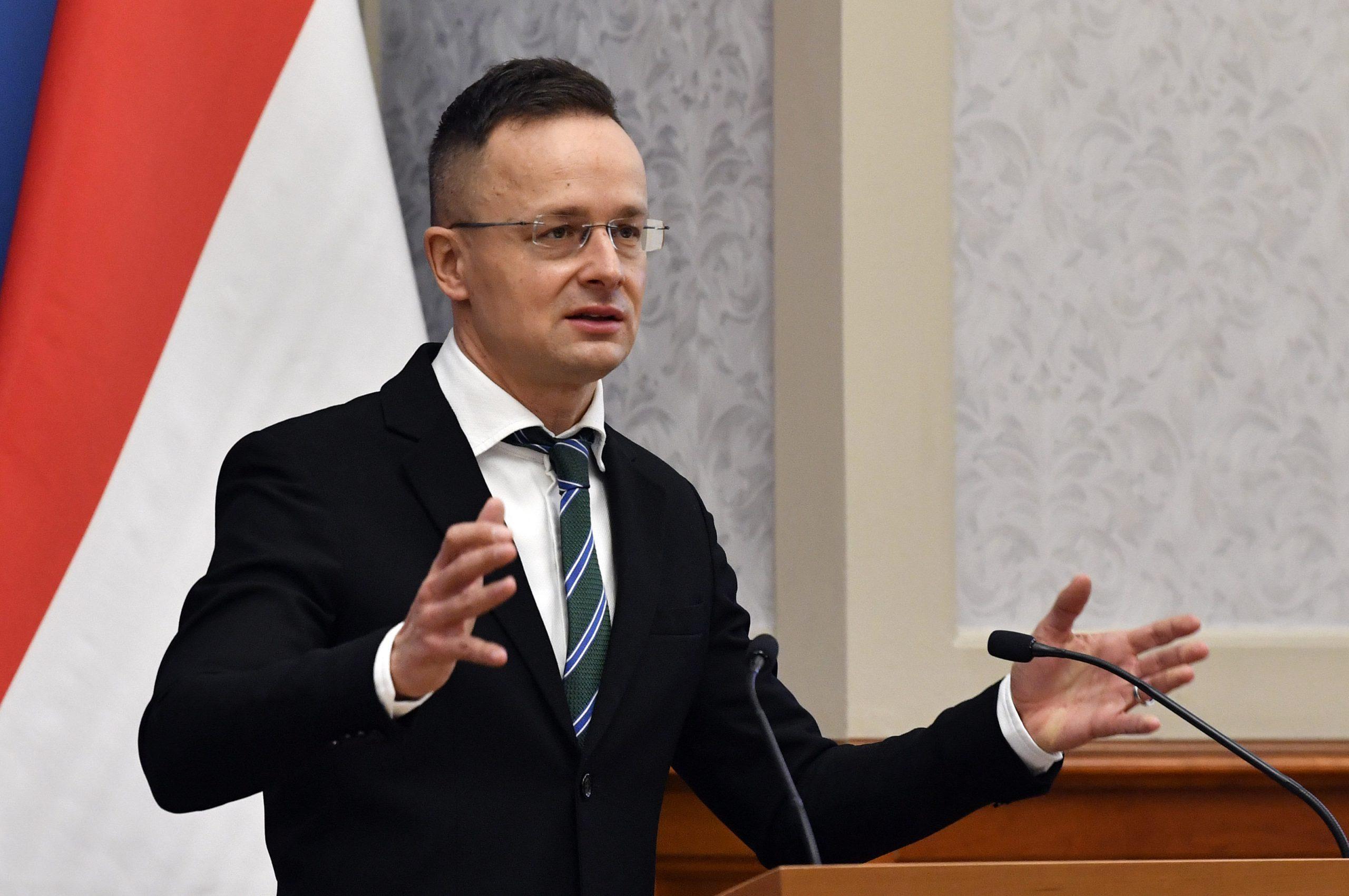 FM Szijjártó: EU Could Lose Western Balkans
