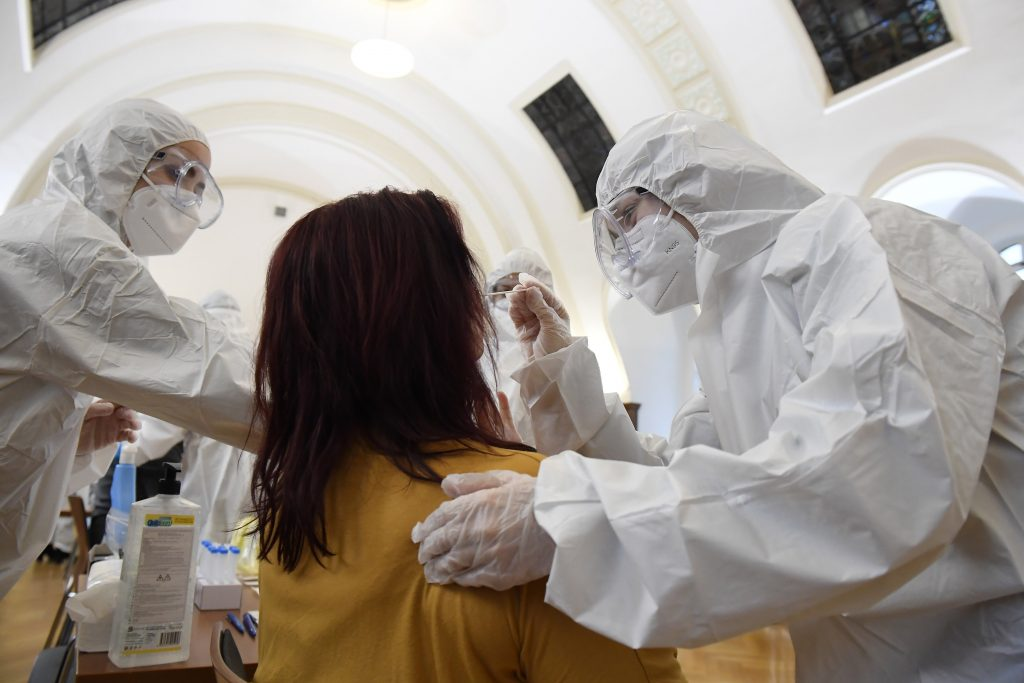 Coronavirus: Budapest to Offer Free Tests to 5,000 Residents post's picture