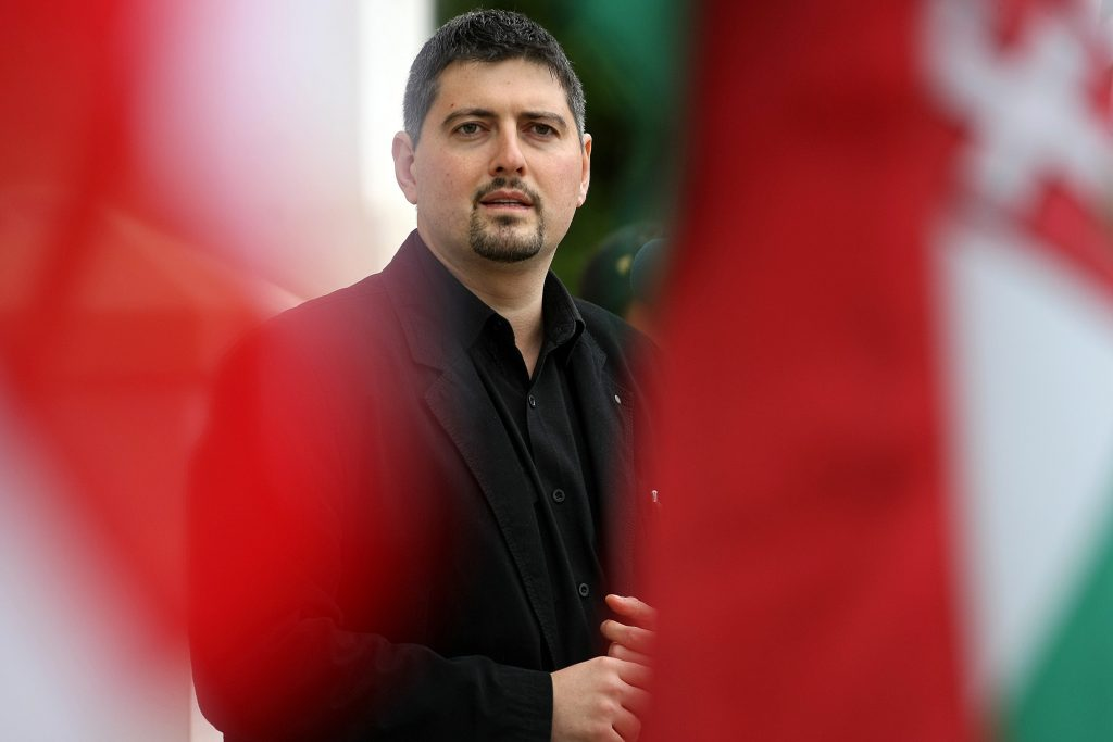 Former Jobbik MEP Csanád Szegedi Charged with Fraud post's picture