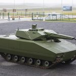 Cornerstone Laid for Plant to Make Lynx Armoured Fighting Vehicles