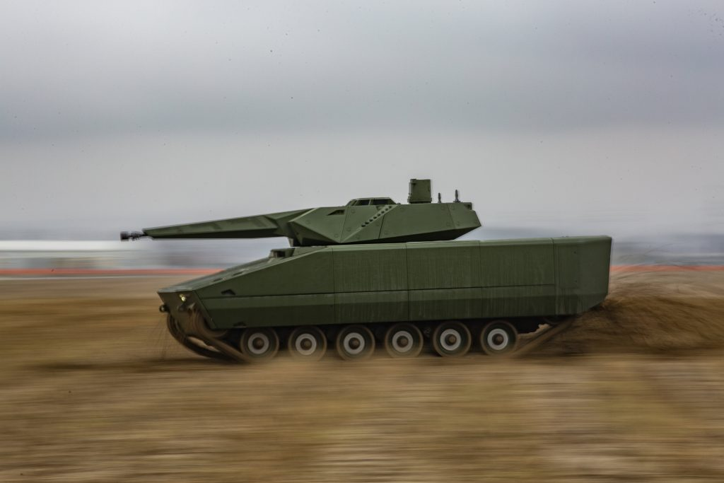 Lynx-s for Hungarian Army to be Equipped with StrikeShield post's picture