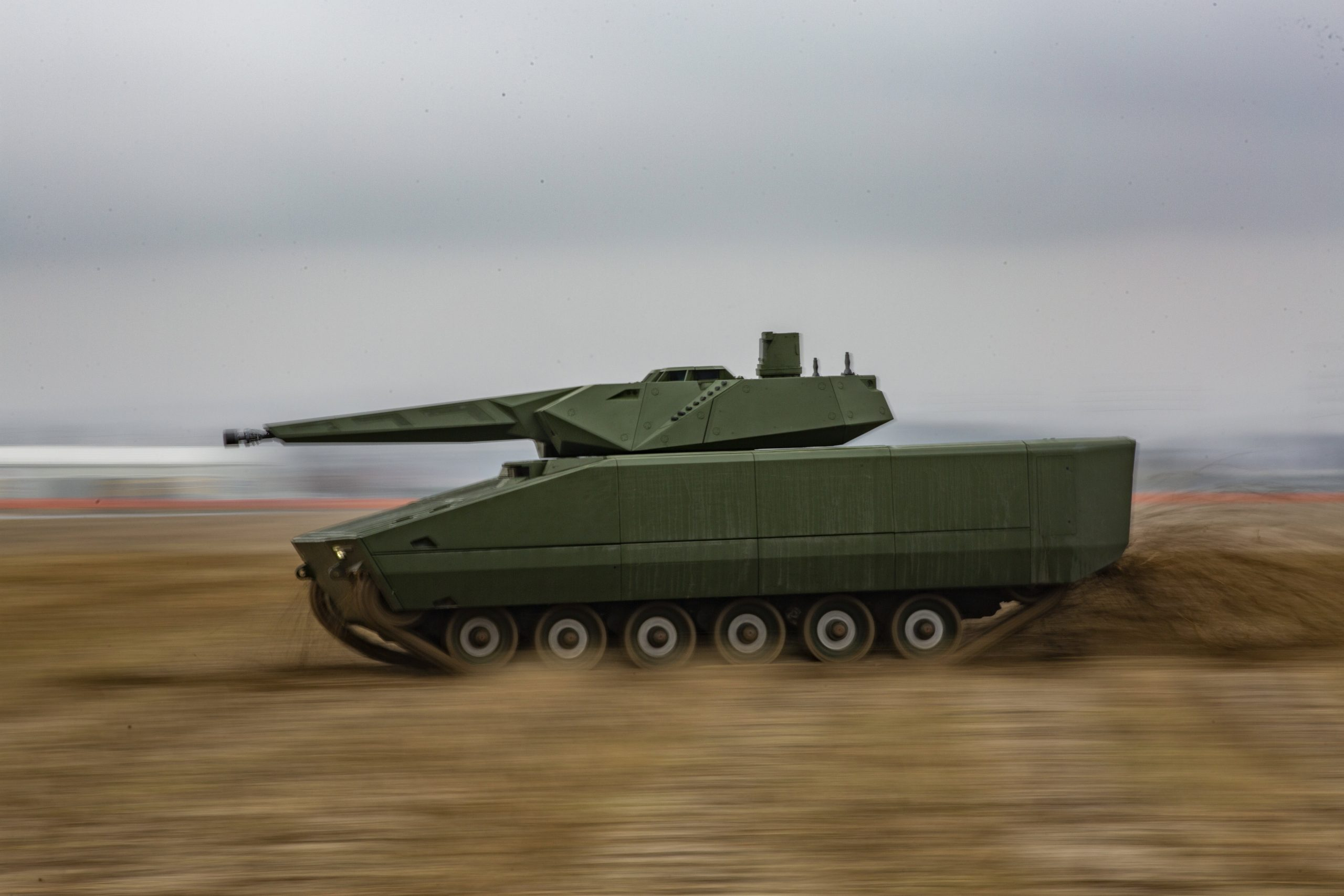 Lynx-s for Hungarian Army to be Equipped with StrikeShield