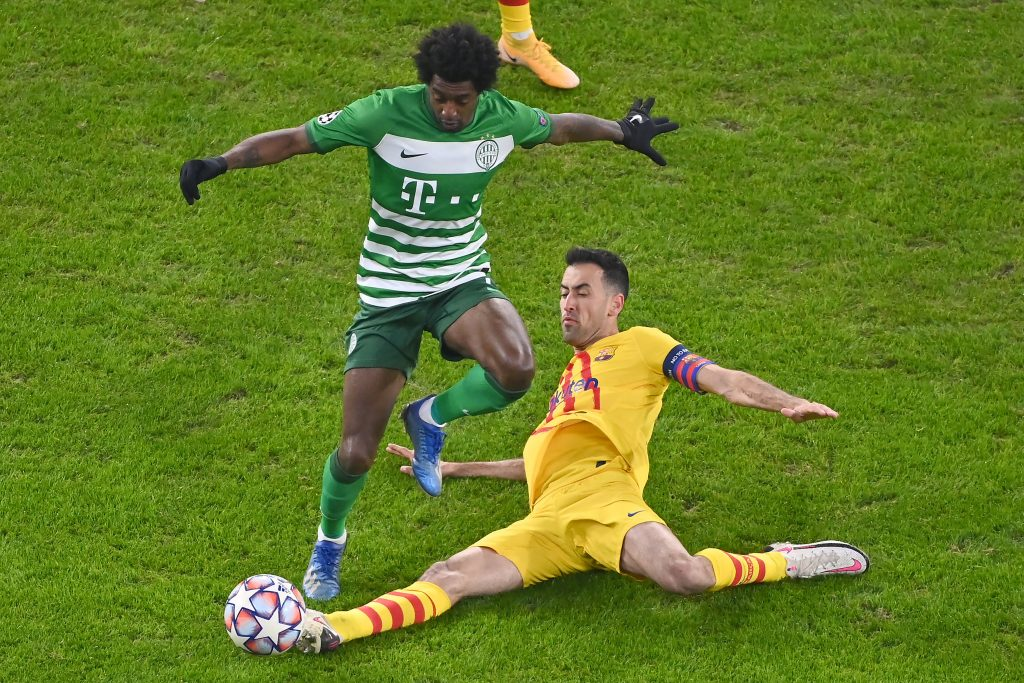 Ferencváros Easily Defeated 3-0 by Barcelona post's picture