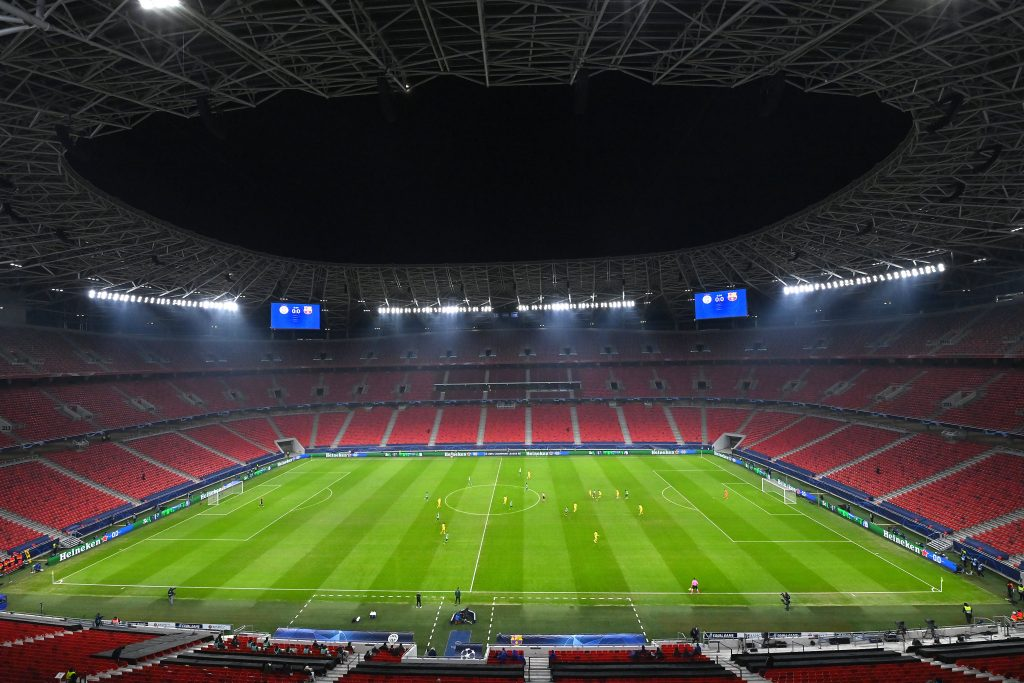 Budapest Hands in Plans to UEFA for European Championship post's picture