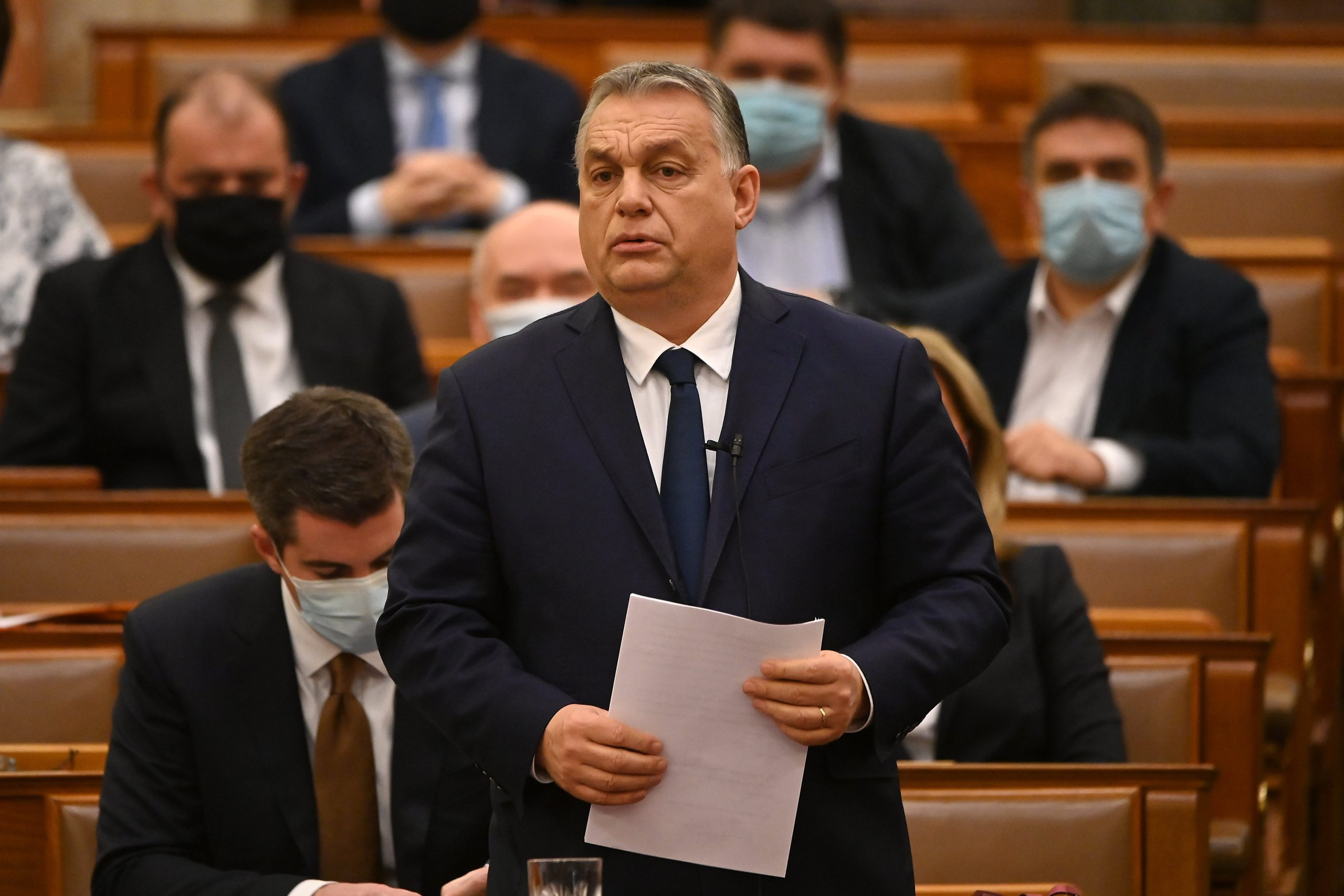 PM Orbán: Gov't Not Responsible for Spread of Coronavirus