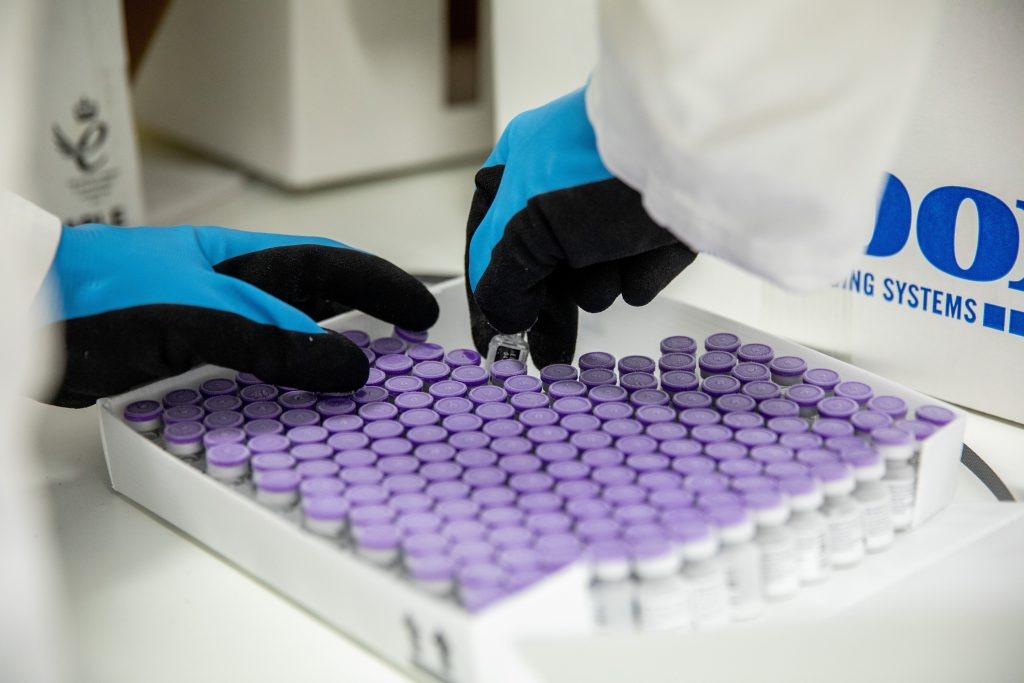 Hungary Receives 500,000th Dose of Pfizer-BioNTech Vaccine post's picture