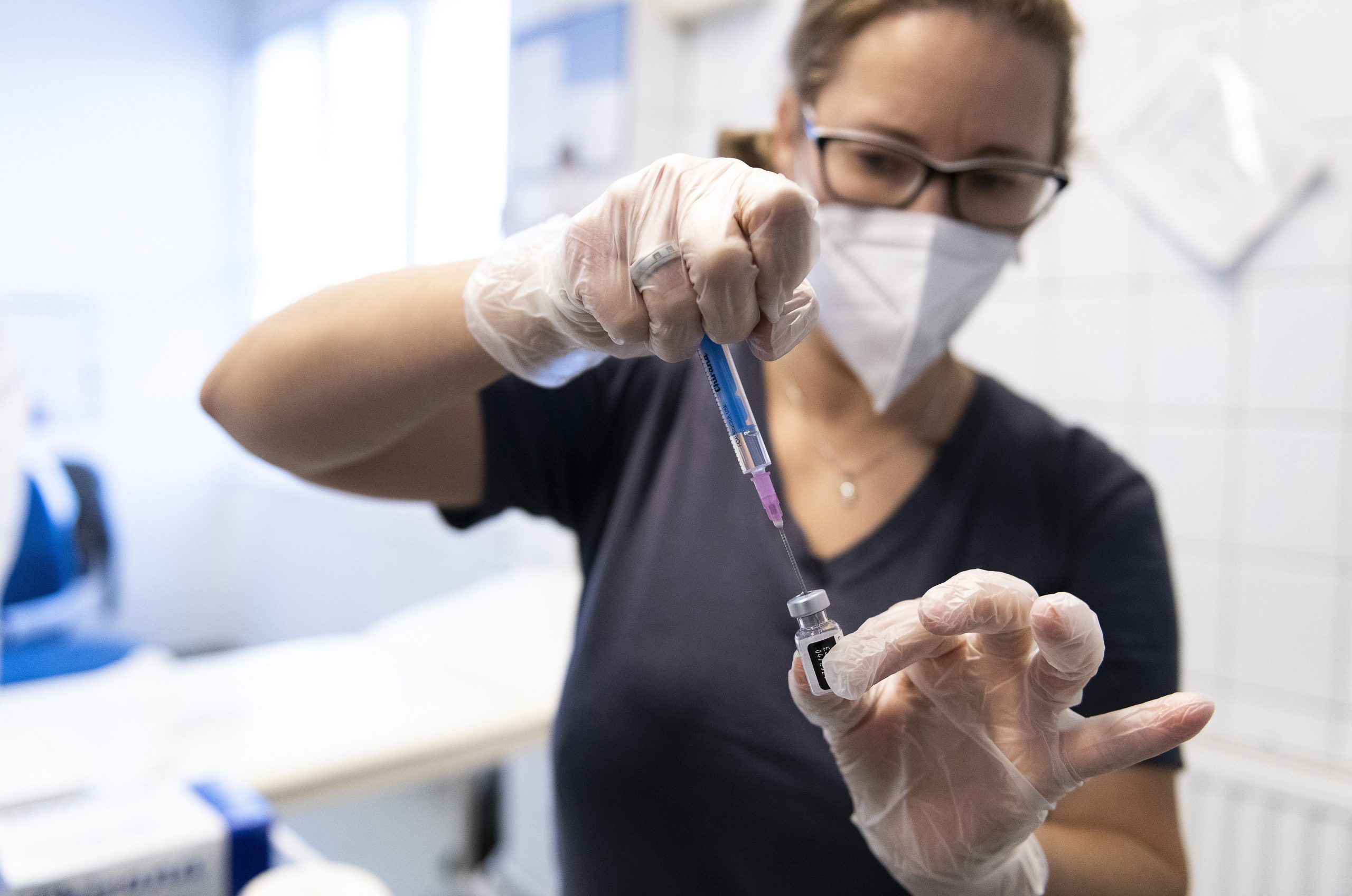 Coronavirus: Hungary Begins Vaccinating Health-Care Workers