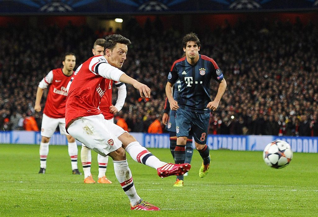 Mesut Özil also Supports SMA Baby Zsombor's Treatment Fundraising post's picture