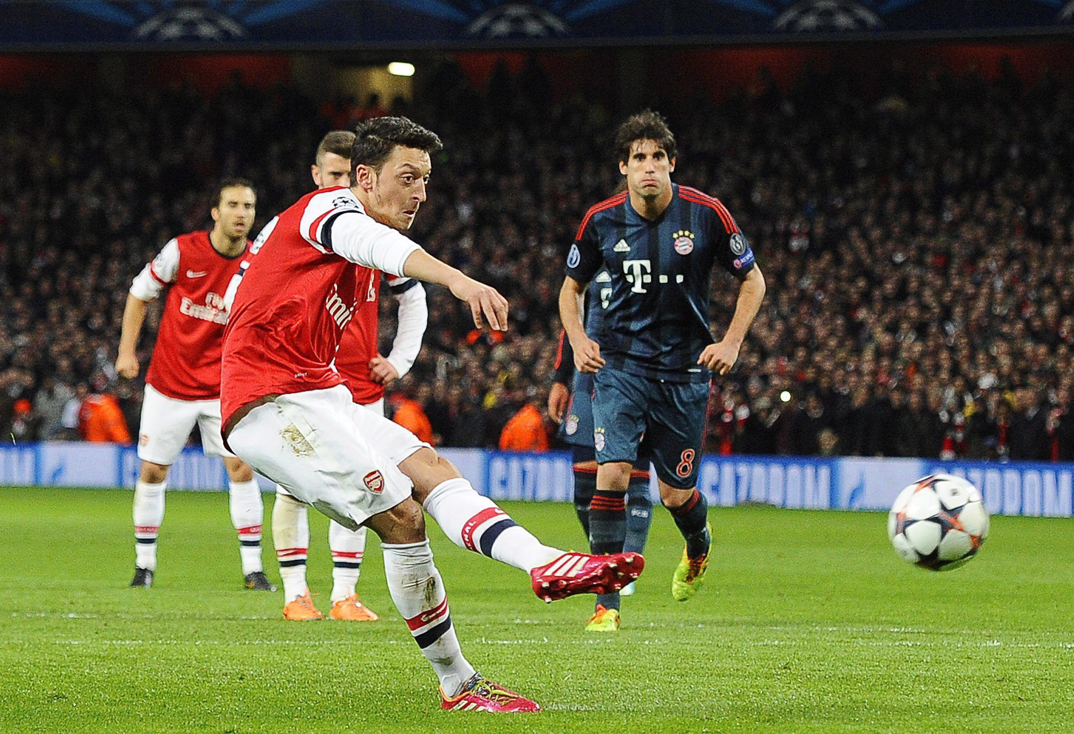 Mesut Özil also Supports SMA Baby Zsombor's Treatment Fundraising