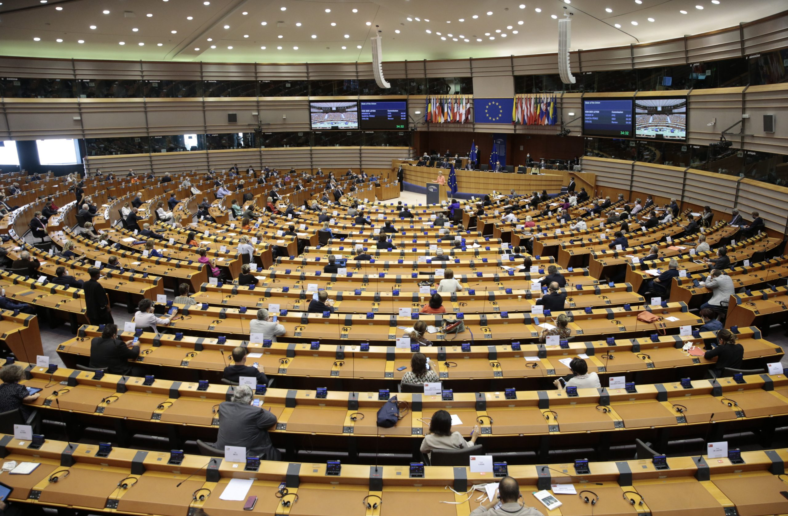 Minority Safepack Initiative Garners Two-Thirds Majority Support in EP
