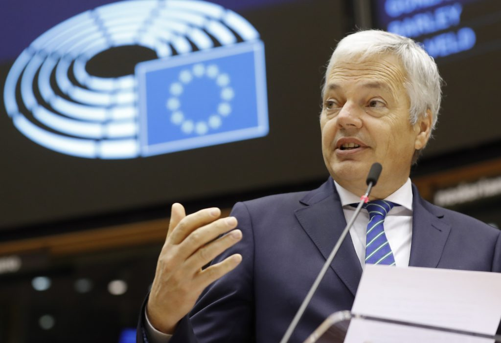 EU Commissioner Calls for Continued Article 7 Procedure against Hungary, Poland post's picture