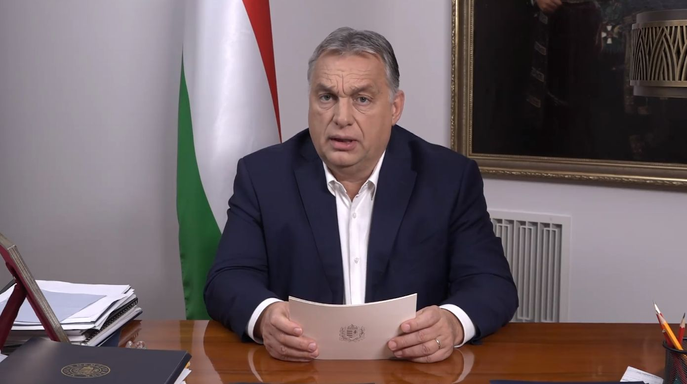 Coronavirus - PM Orbán: Restrictions to Stay in Place until January 11