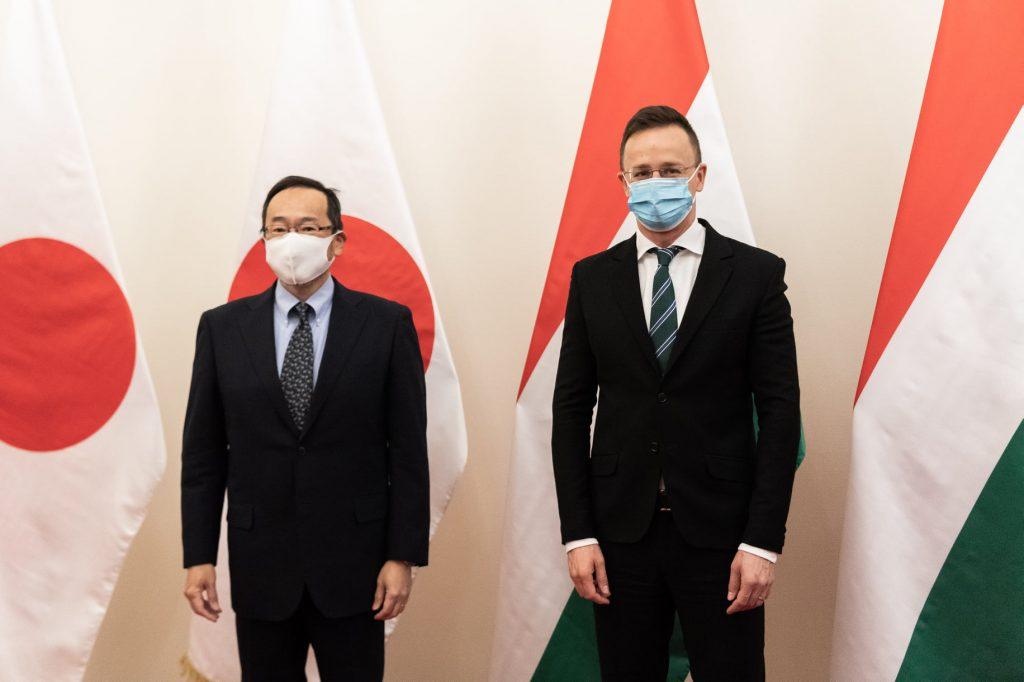 FM Szijjártó: Japanese Companies Key to Hungary Economic Growth post's picture
