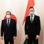 FM Szijjártó: Japanese Companies Key to Hungary Economic Growth
