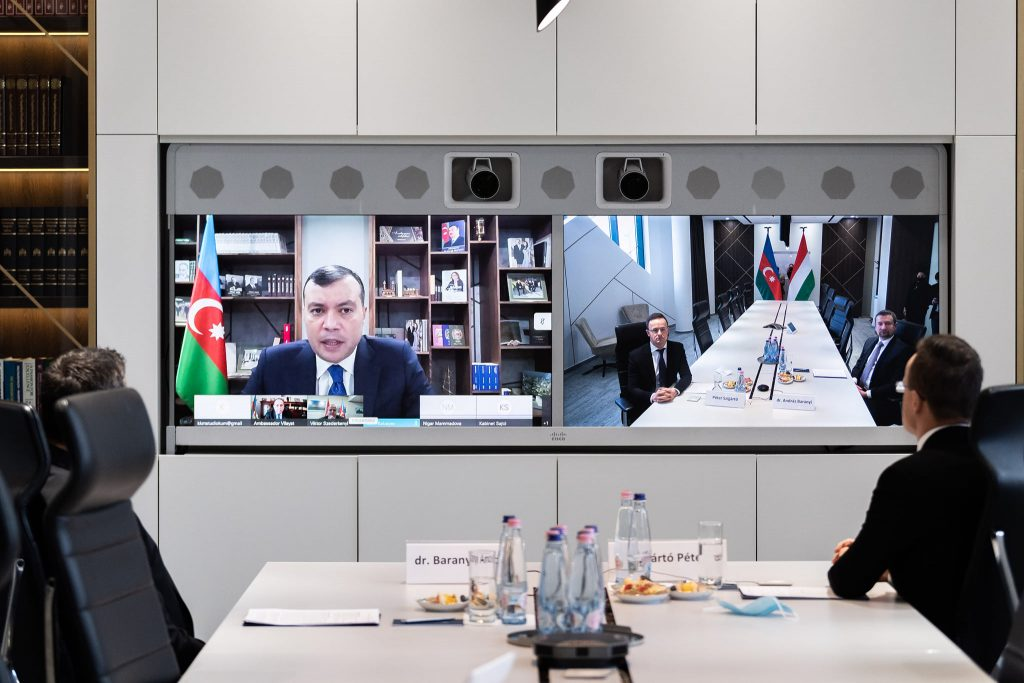 FM Szijjártó: Hungary to Assist in Rebuilding War-torn Nagorno-Karabakh