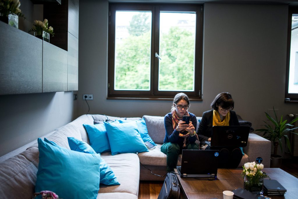 2020 'Breakthrough Year' for Telecommuting in Hungary post's picture