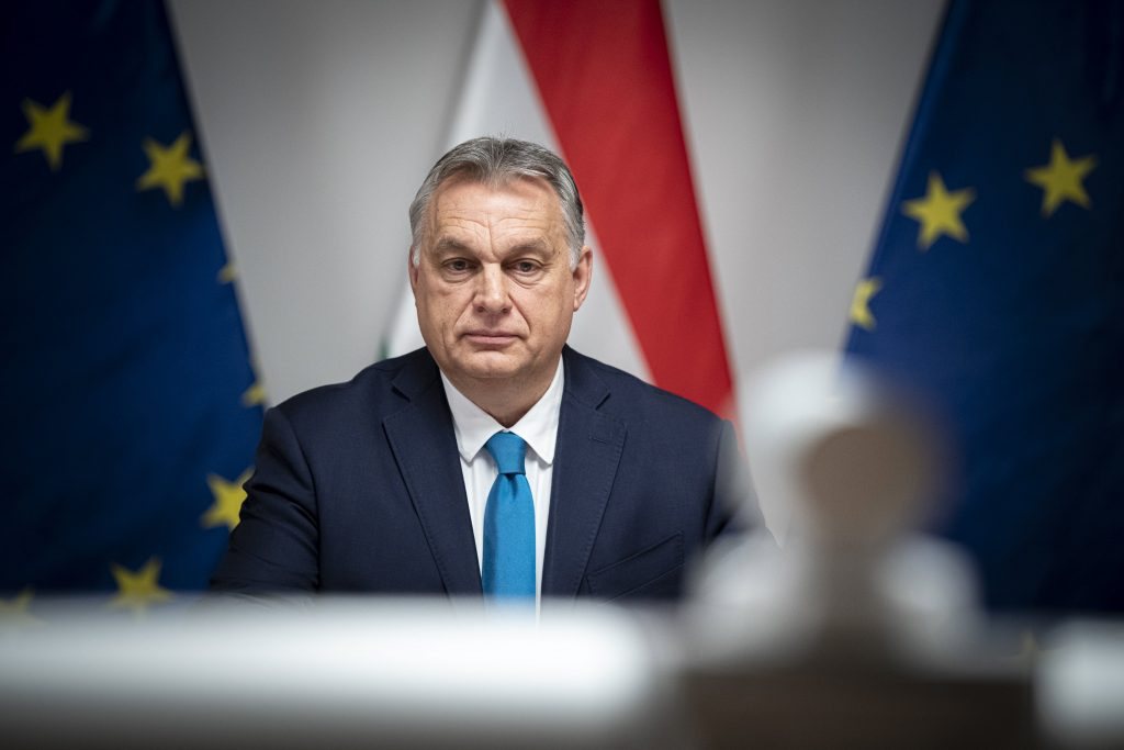 Orbán: Visegrad Group Responsible for Shaping Europe's Future post's picture