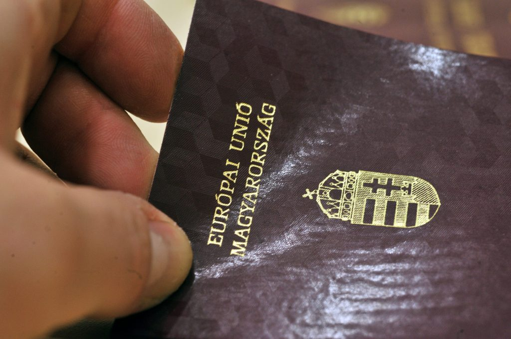 Eight People Charged with Forging Hungarian Passports for Foreigners post's picture