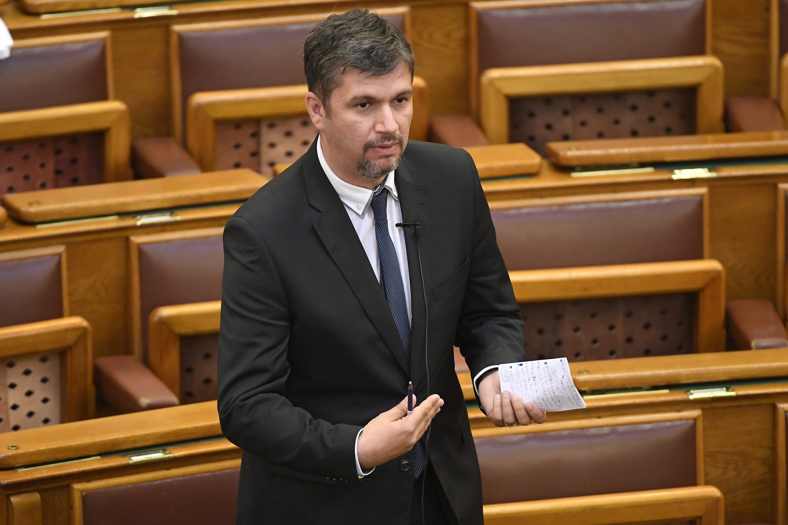 Prosecution Office Drops Case of MP Hadházy's Video of Stacked Coffins in Morgue