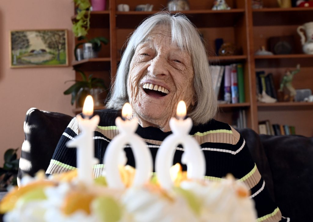 Ágnes Keleti, Oldest Living Olympic Champion Turns 100 post's picture