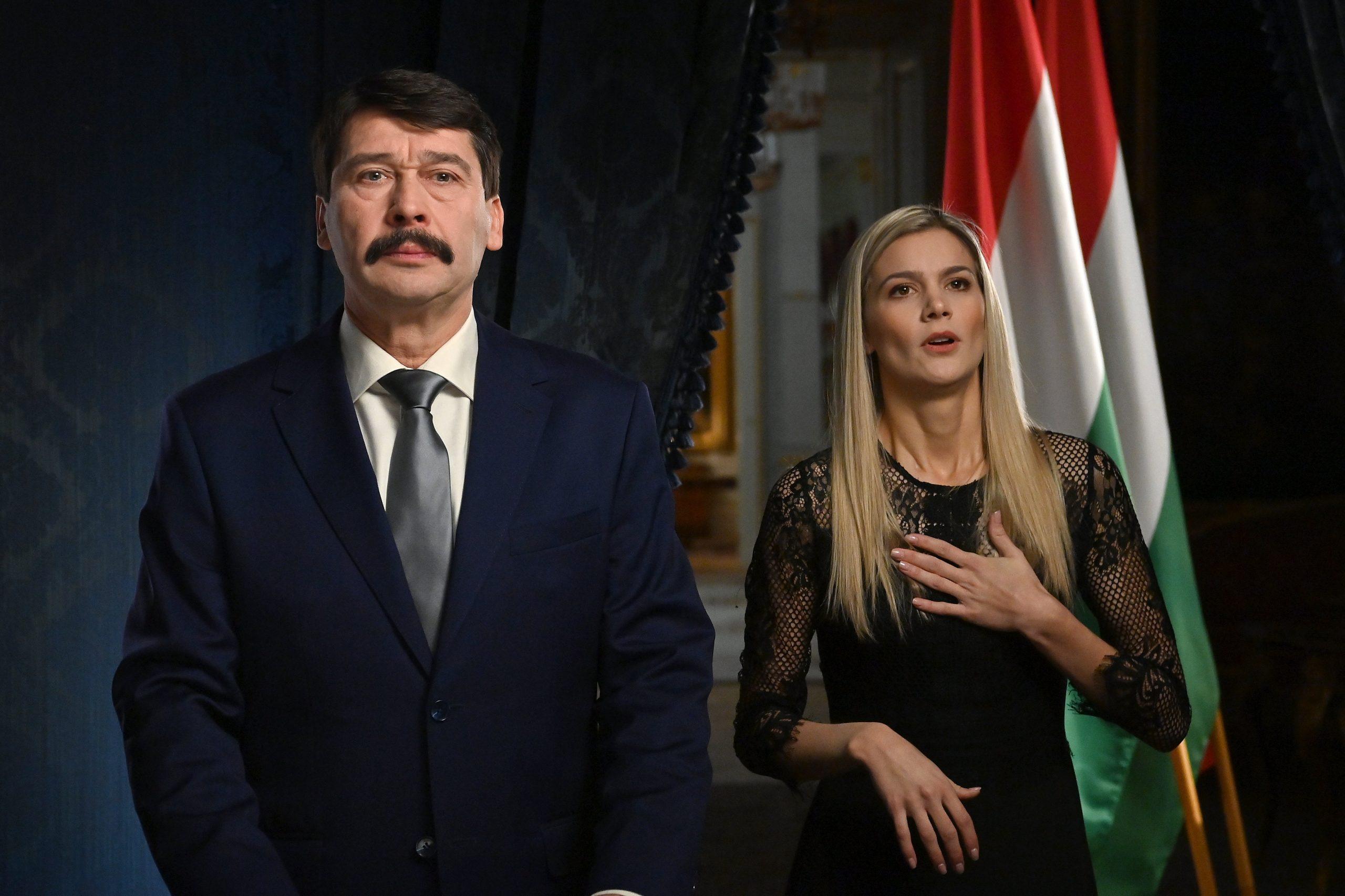 President Áder: Let Us Be Grateful for Lives Saved