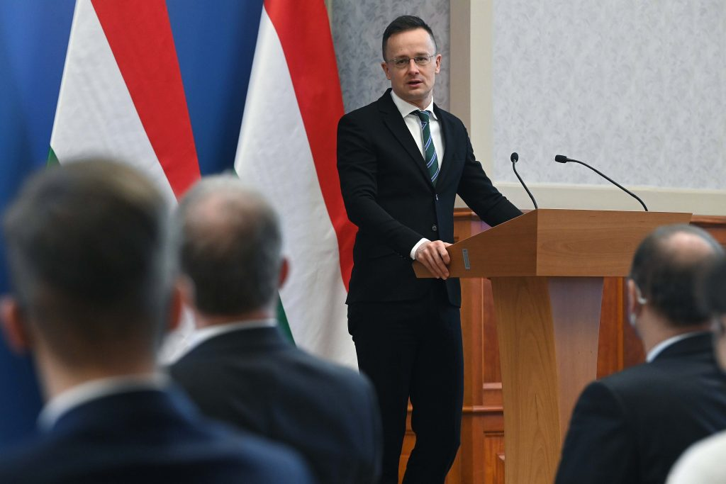 Foreign Minister Szijjártó: Hungary Submits Project Proposals for Three Seas Investment Fund post's picture