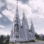 Can Legendary Architect Makovecz's Cathedral Dream Materialize?