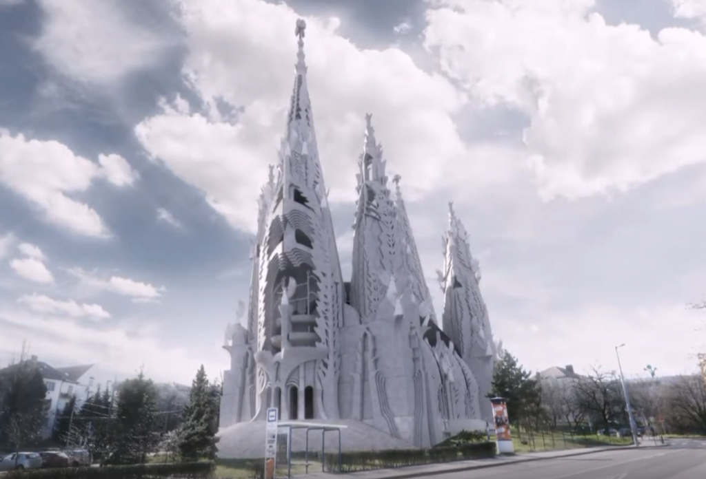 Can Legendary Architect Makovecz's Cathedral Dream Materialize? post's picture
