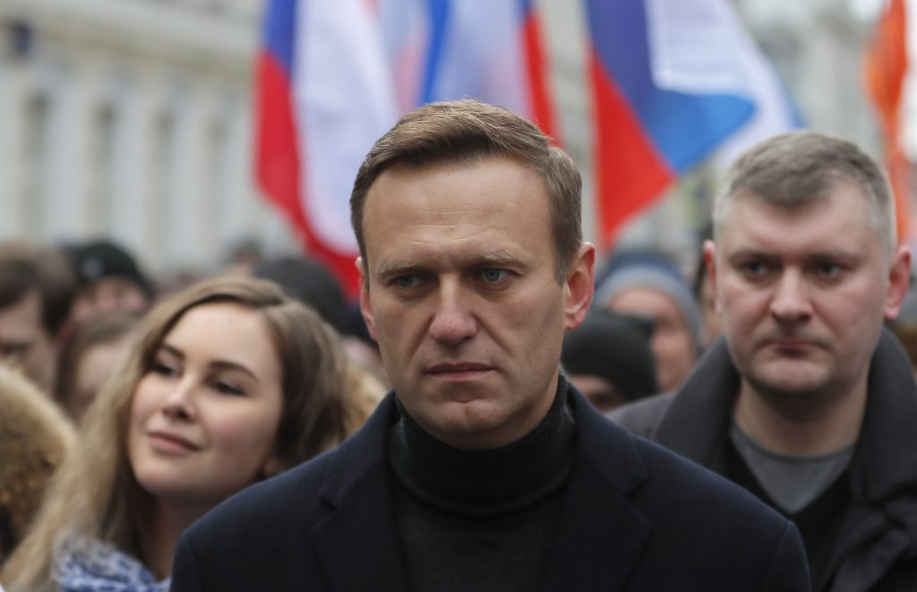 Hungary Joins EU in Condemning Russia for Arrest of Alexei Navalny post's picture