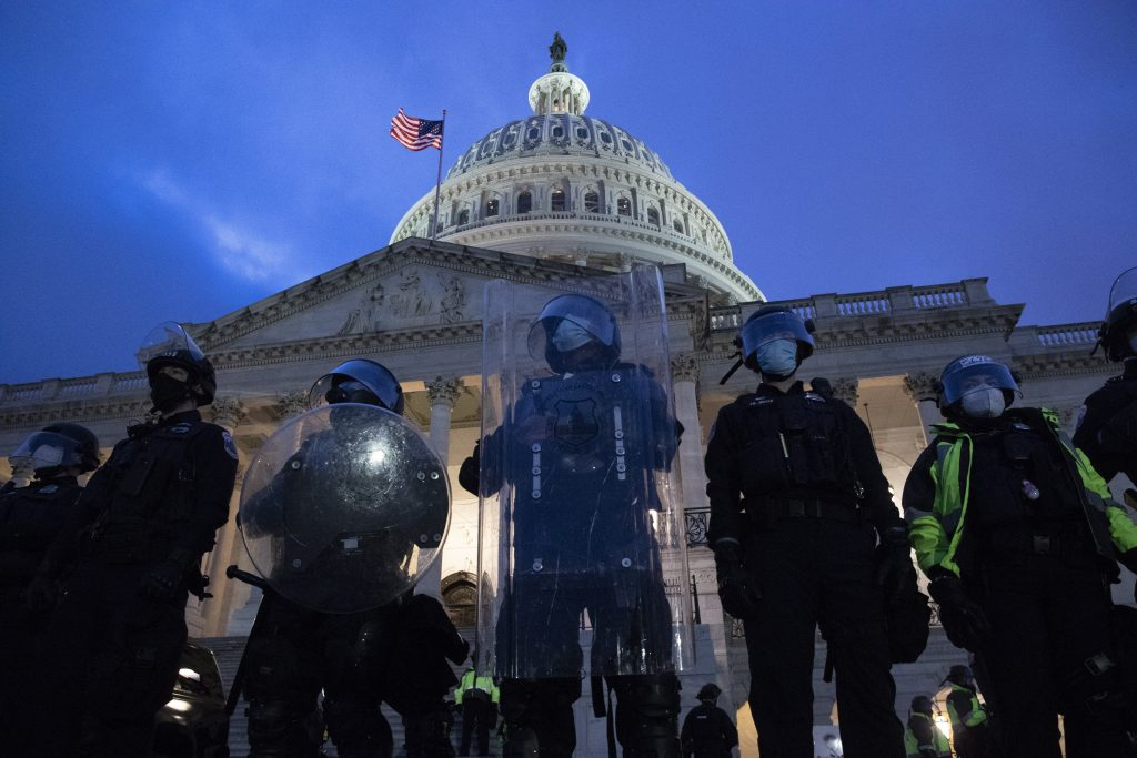 Capitol Hill Riot's Domestic Relevance Interpreted Differently by Political Sides post's picture