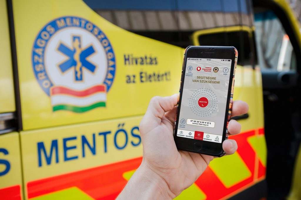 Ambulance Service's Emergency App has Helped in Thousands of Cases post's picture