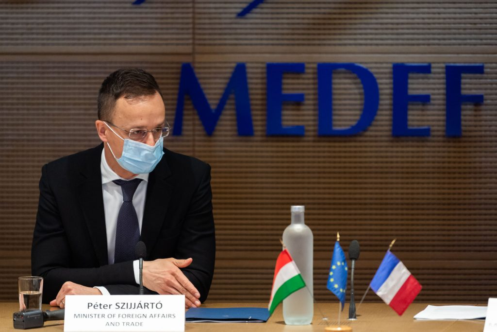 Szijjártó: Robust Incentive Package Hungary's Response to Economic Crisis Caused by Pandemic post's picture