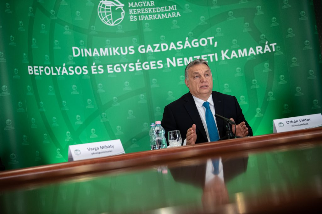 Orbán: Gov't's New Action Plan Targets Economy Reopening post's picture
