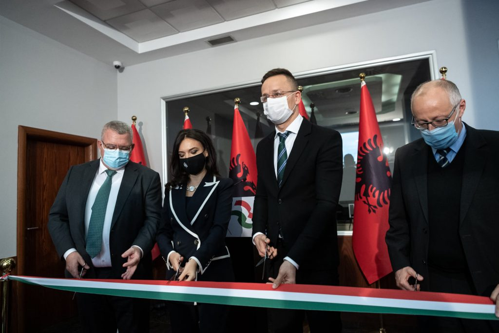 Consular Office in Durrës, Albania Inaugurated post's picture