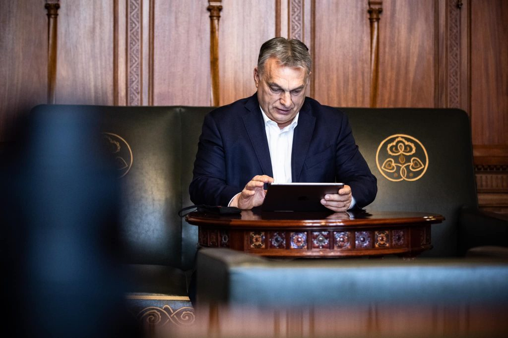 Orbán on Consultation on Reopening: 'Everybody's opinion counts' post's picture