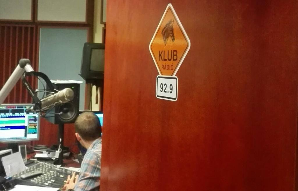 Gov't-critical Klubrádió's Frequency Temporarily Goes to Spirit FM post's picture