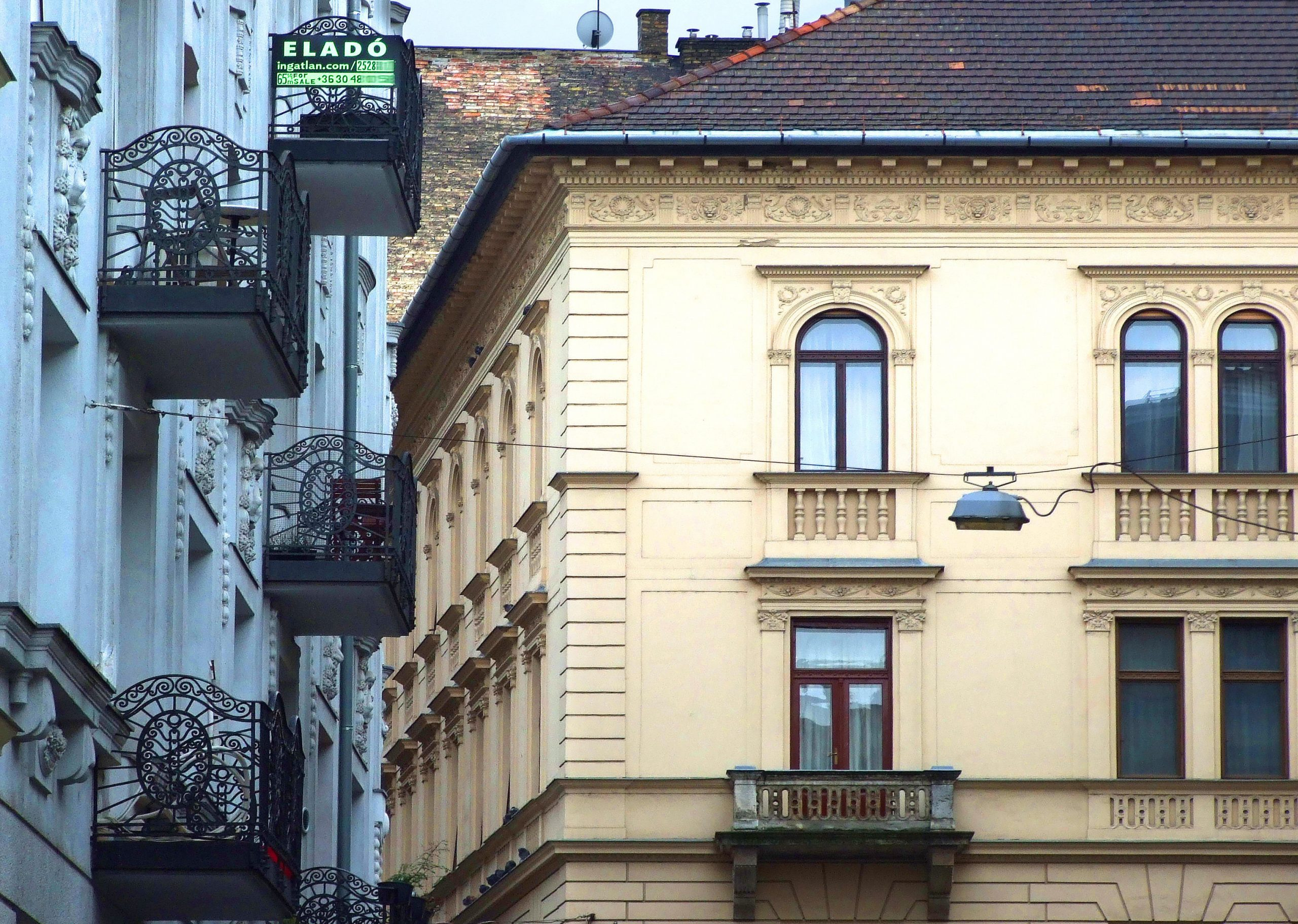 Average Square Meter Prices in Budapest Show Drastic Surge